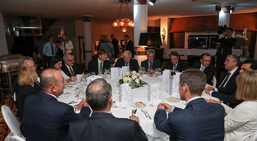 North Cyprus News - Cyprus Conference - Crans-Montana