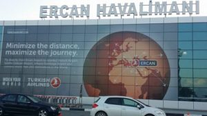 North Cyprus News - Ercan airport