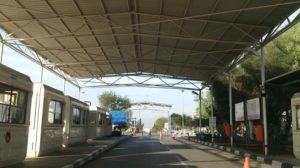 North Cyprus News - Metehan border crossing