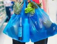 Introduction of New Charge for Use of Plastic Bags