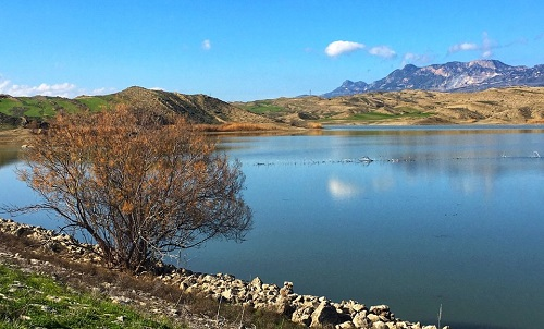 North Cyprus News - Kanlikoy Reservoir - Tashkent Nature Park