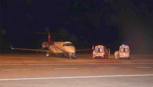 North Cyprus News - Covid-19 Patients Airlifted to Turkey