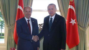 North Cyprus News - Tatar - Erdogan