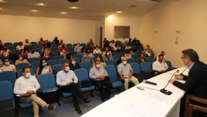 North Cyprus News - Tufan Erhurman - Leader of CTP - Addresses CTP Assembly